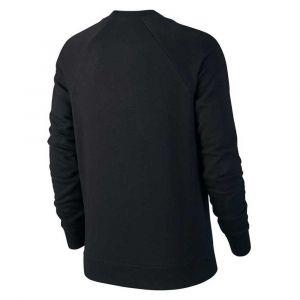 Nike Sweatshirts Sportswear Essential Crew Hbr - Black / White - S