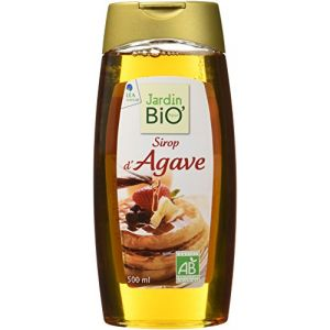 Jardin Bio Sirop d'agave squeeze 500ml
