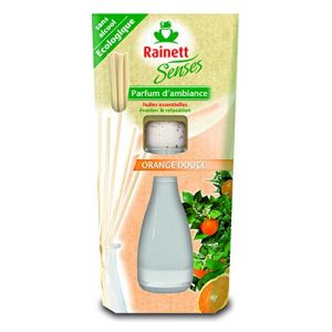 Rainett Sensés Parfum d'Ambiance Orange Douce - Flacon de 65 ml