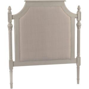 Amadeus Tête de lit en bois pour lit 1 place Ypres