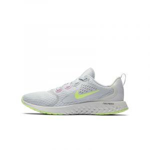 Nike Chaussure de running Legend React pour Enfant plus âgé - Argent - Taille 36.5