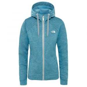 The North Face Sweatshirts Kutum Full Zip Hoodie - Storm Blue Heather - Taille M