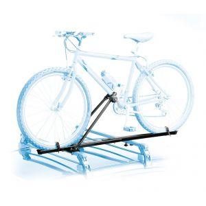Peruzzo Porte vélo de toit Top Bike Black compatibles Citroen Berlingo Long II