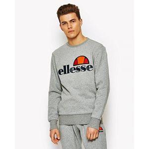ELLESSE Succiso SHS01148 Sweatshirt pour Homme L Gris
