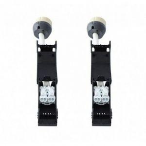Vision-El LOT 2 x Douille GU10 Céramique Automatique 230V CL2 pour Spot LED Culot