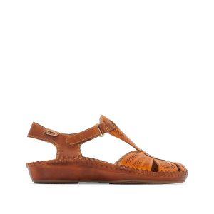 Pikolinos Sandales cuir P. Vallarta 655 Camel - Taille 36;37;38;39;40;41