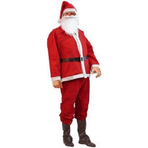 Rubie's Déguisement Père Noël adulte