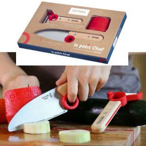 Opinel n 8 couteau s rigraphi animaux avec lame inox comparer avec - Le petit couteau santoku ...