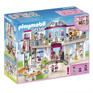 Playmobil 5485 City Life - Grand magasin aménagé