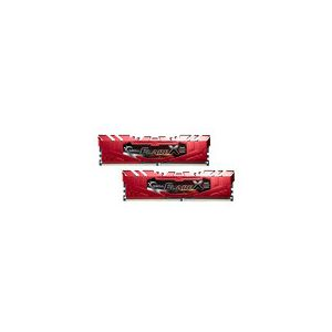G.Skill F4-2400C15D-32GFXR - Flare X Series Rouge 32 Go (2x 16 Go) DDR4 2400 MHz CL15