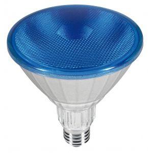 Segula Ampoule réflecteur PAR38 LED bleu 18W (remplace 150W) E27
