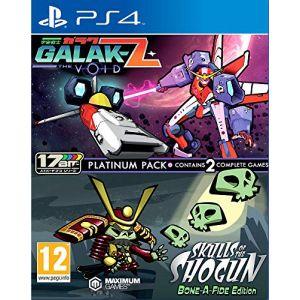 Galak-Z: The Void + Skulls of the Shogun: Bone-A-Fide Edition - Platinum Pack [PS4]