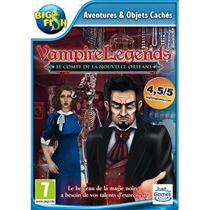 Vampire Legends : Le Comte de la Nouvelle-Orléans [PC]