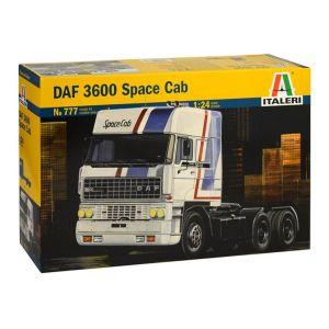 Italeri 777 - Maquette camion DAF 3600 Space Cab