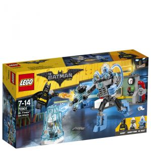 Lego 70901 - The Batman Movie : L'attaque glacée de Mister Freeze