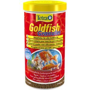Tetra Goldfish Granules 1 L - Poissons Eau Froide Aliment Complet