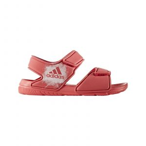 Adidas Altaswim C, Sandales de Sport Mixte Enfant, Rose (Rosbas/Ftwbla 000), 29 EU