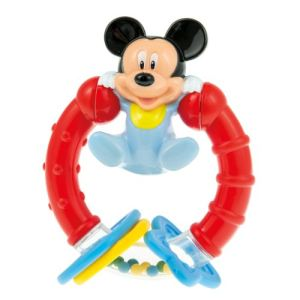 Clementoni Hochet de dentition Mickey/Minnie