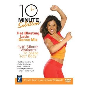 10 Minute Solution : Fat Blasting Latin Dance Mix