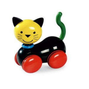 Ambi Toys Chat à rouler Cool cat