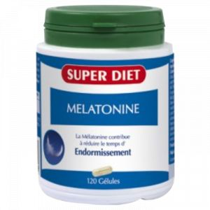 Super Diet Mélatonine - 120 gélules