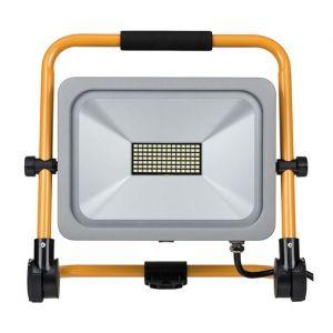 Brennenstuhl Projecteur portable slim SMD-LED H07RN-F 3G1,0 50W IP54 intérieur / extérieur