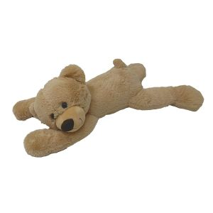 Soft Friends Ours allongé en peluche