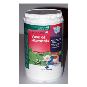 Aquatic Science Traitement bassin contre vase et filament 720 gr