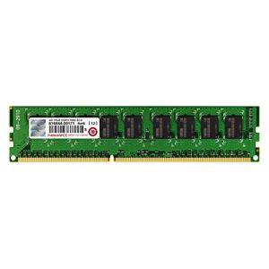 Transcend TS512MLK72V6H - Barrette mémoire DDR3 4 Go DIMM 240 broches