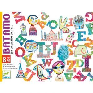 Djeco Jeu de cartes Batamo (54 cartes)