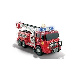 Fast Lane Camion de pompiers Fire Fighter filoguidé