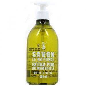 Le naturel Savon Extra Pur de Marseille à l'Huile d'Olive - 500 ml