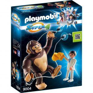 Playmobil 9004 Super 4 - Singe géant Gonk