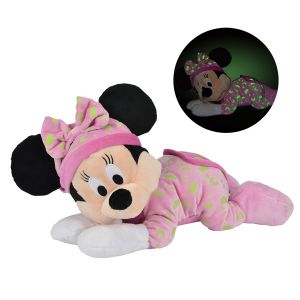 Nicotoy Peluche Minnie Glow in the dark 30 cm