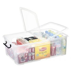 CEP Office Solutions Strata Boite de rangement plastique 50 litres