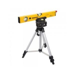 Silverline SL01 - Coffret niveau laser portée de 30m