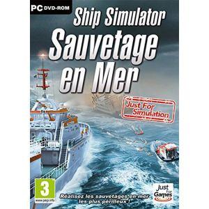 Ship Simulator : maritime search and rescue [PC]