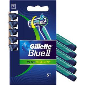 Gillette Blue II - 10 rasoirs jetables pour homme