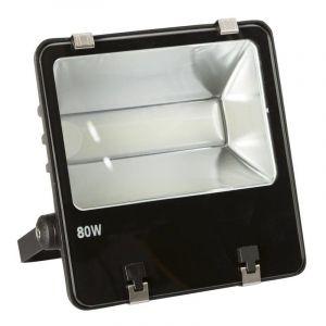 Kerbl Projecteur d'extérieur LED sans détecteur de mouvements - 345940 - 100W 6500K 7500lm IP65