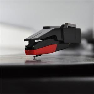 Auna DS-2 - Mini chaîne hi-fi stéréo avec platine vinyle