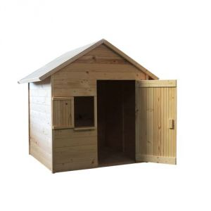 Soulet Igor - Maisonnette en bois pour enfants
