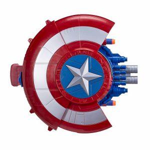 Hasbro Nerf Bouclier Deluxe Captain America
