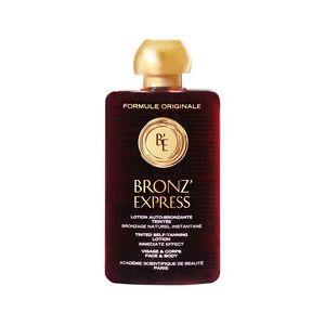 Académie Bronz'Express - Lotion auto-bronzante teintée