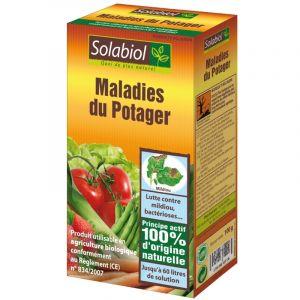 Solabiol Maladies du potager : Lutte contre mildiou, bactérioses - 100% naturel