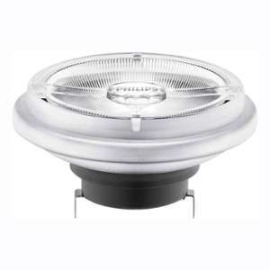 Philips LEDspot LV G53 AR111 12V 20W 827 24D (MASTER)   Blanc Très Chaud - Dimmable - Substitut 100W