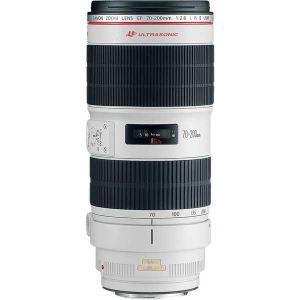 Canon 2751B005AA - Téléobjectif zoom - 70 mm - 200 mm - f 2.8 L IS II USM