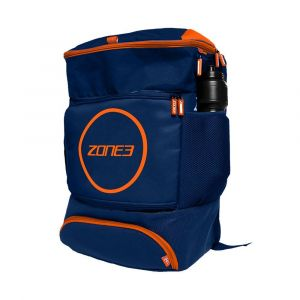Zone3 Sacs à dos Transition Back Pack 40l - Navy / Orange - Taille One Size