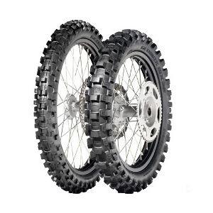 Dunlop Pneu moto : Geomax MX 32 F 80/100-R21 TT 51M