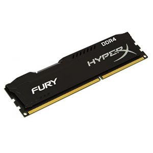 Kingston HX421C14FB/4 - Barrette mémoire HyperX Fury 4 Go DDR4 2133 MHz