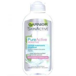 Garnier PureActive Sensitive - Tonique anti-imperfections